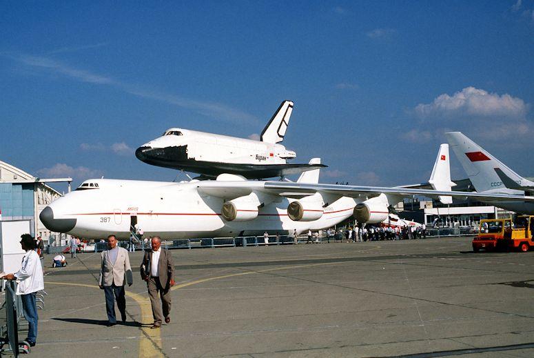 världens största flygplan