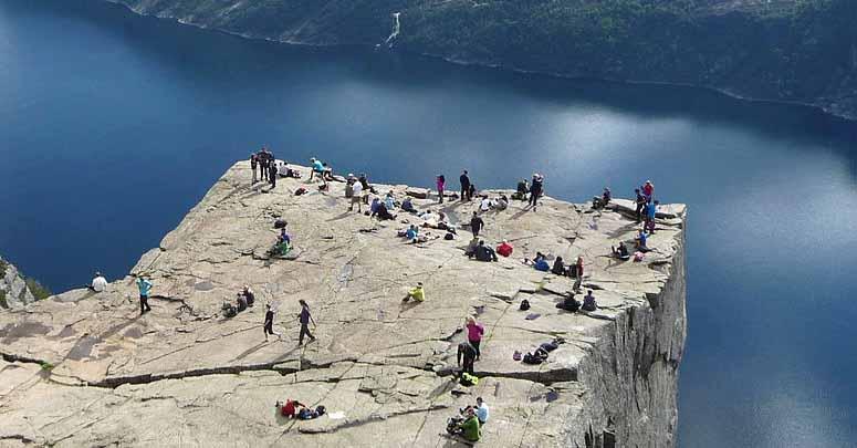 Norges 7 Haftigaste Platser