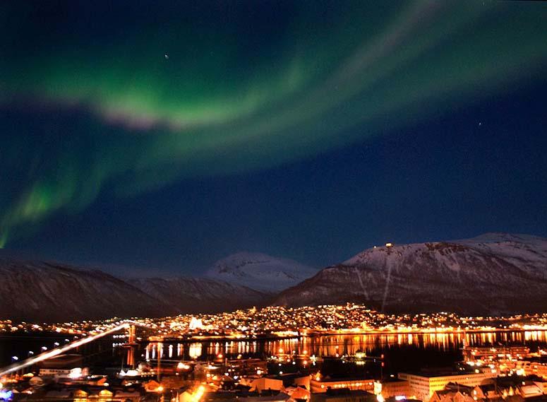 norges städer