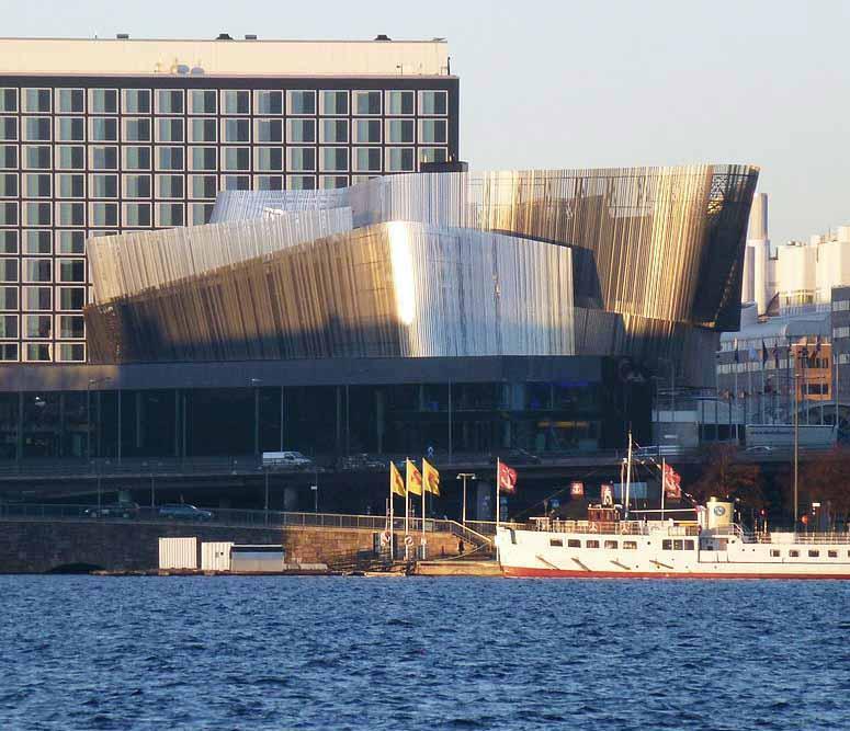 Byggnader i stockholm