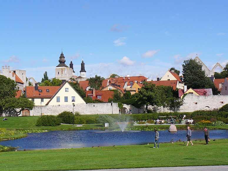 Sveriges vackraste städer