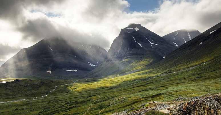 berg i sverige