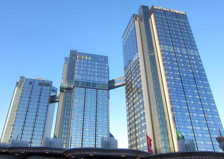 sveriges högsta byggnad