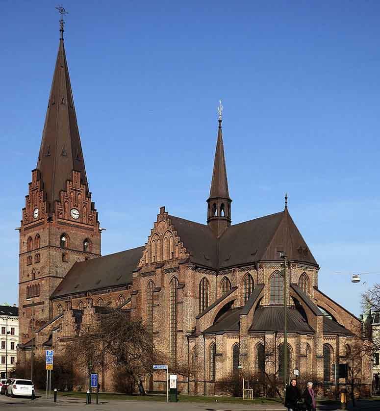 Lista över sveriges största kyrkor