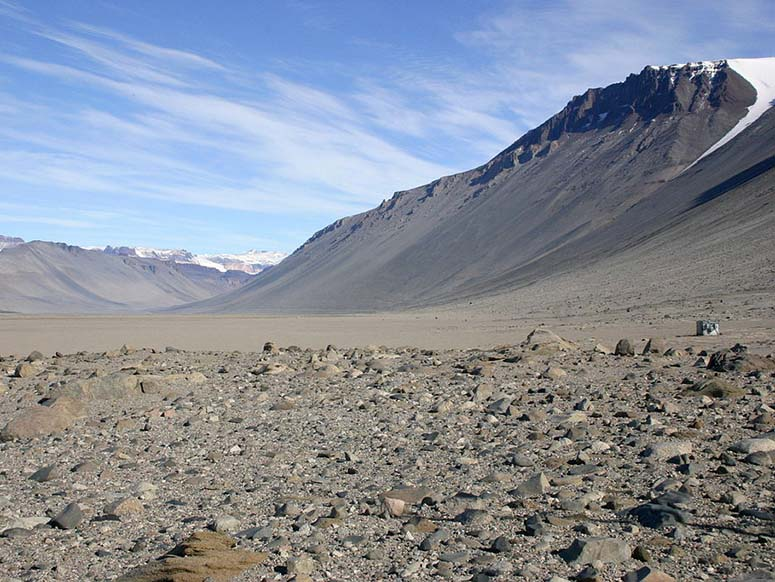 Dry Valleys