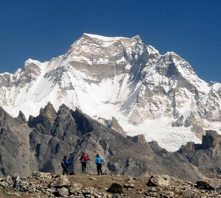 näst högsta berget i världen