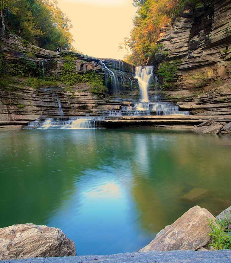 världens 10 största vattenfall
