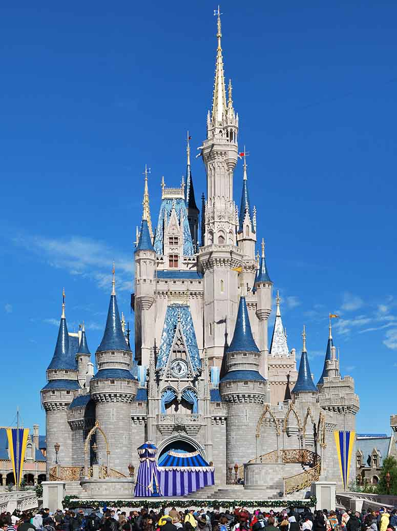 världens 8 häftigaste slott